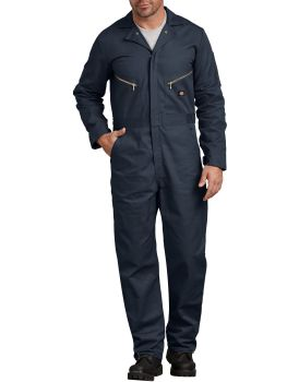 Dickies Industrial Mens Ctn Twl Ls Coverall-Dickies