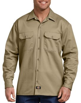Ls Twill Workshirt