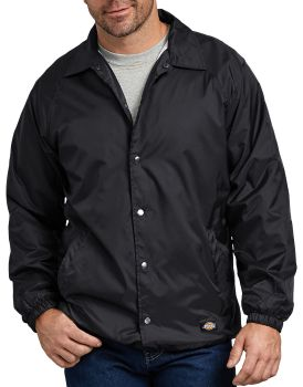 Dickies Industrial Mens Coach Jacket-Dickies