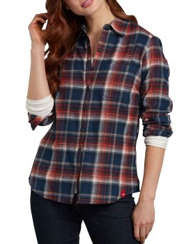 Ls Flnl Plaid Shirt-