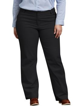 Dickies Womens Industrial Bk Rlx Straight Pant-Dickies