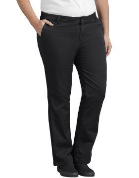 Dickies Womens Industrial Slm Strtch Pant Plus-Dickies