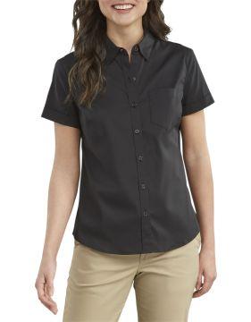 Ss Woven Poplin Shirt-