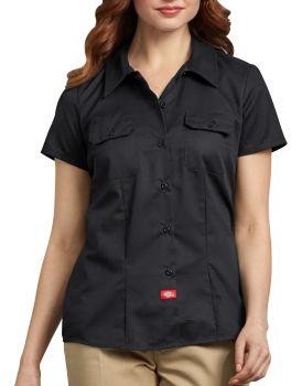 Ss Twill Work Shirt-