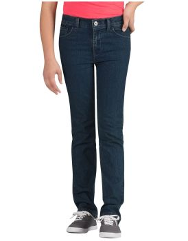 Dickies Industrial Girls 5pkt Jean 7-20-Dickies