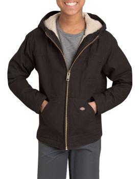 Sherpa Lined Jacket-Dickies