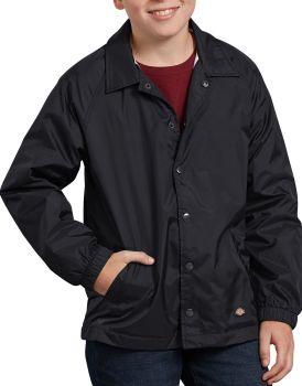 Nylon Coaches Jacket-