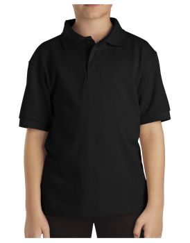 Dickies Industrial Girls Bk Pique Polo Unisex-Dickies