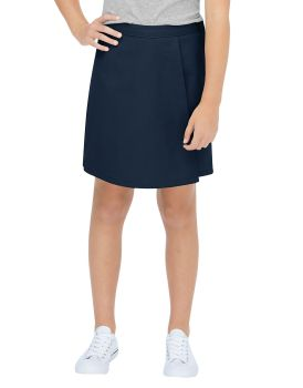 Faux Wrap Skort-Dickies