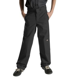 Dickies Industrial Pants Mens Dbl Knee Twl Pant Husk-Dickies