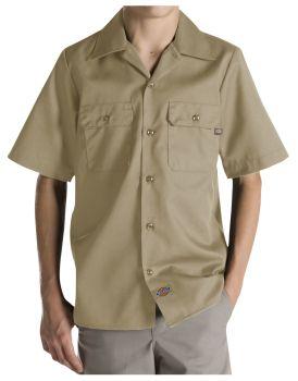 Twill Work Shirt-