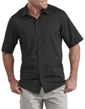 Ss Cooling Wvn Shirt-
