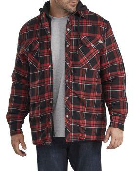 Hooded Shirt Jkt-Dickies