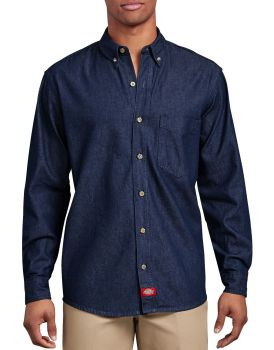 Denim L/S Shirt-Dickies
