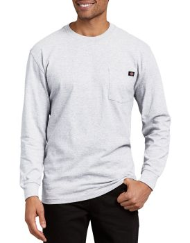 Ls Heavy Crewtee Shirt-Dickies