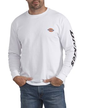 Ls Logo Tee Shirt-