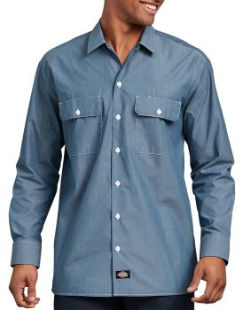 Ls Chambray Shirt-