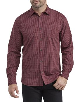 Ls Plaid Shirt-