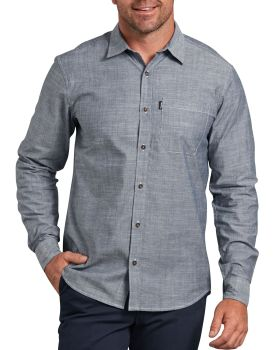 WL533 Ls Chambray Shirt-