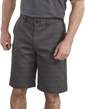 Flex Plaid Short-
