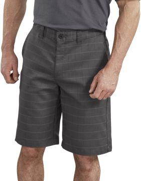 Dickies Industrial Mens Flex Plaid Short-Dickies
