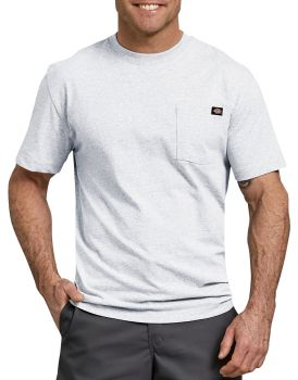 Dickies Industrial Mens Ss Heavy Crew T Shirt-Dickies