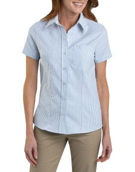 Ss Dow Oxford Shirt-Dow