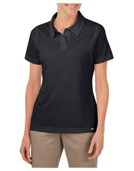 Dow Womens Industrial Perf Polo-Dow