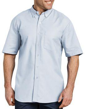 Stp Ox Ss Diw Shirt-Dow