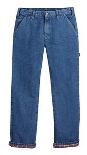 Flannel Lined Jean