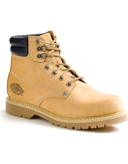 Mens Raider Steel Toe Work Boots-Dickies Industrial