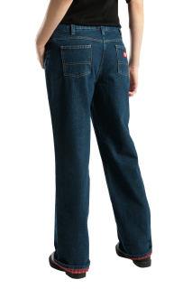 FD117 Flannel Lined Jean
