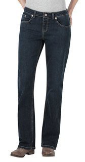 Relaxed Boot Cut Jean