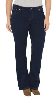 Relaxed Boot Cut Jean - Plus Size