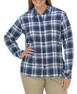 Flnl Plaid Shirt Plus