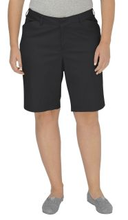 "10"" Relaxed Stretch Twill Short - Plus Size"