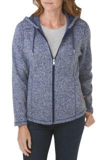 FW200 Sweater Hooded Jacket
