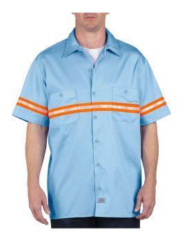 Lb Sswk Shirt-Hi Vis