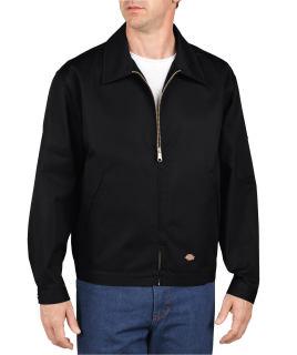 Unlined Twill Eisenhower Jacket