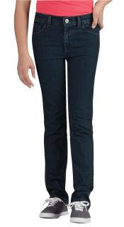 Girls 5-Pocket Denim Jean