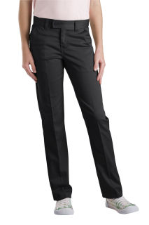KP7719 Girls Stretch Slim Straight Pant