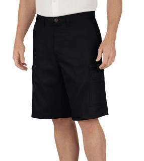 "11"" Industrial Cotton Cargo Short"