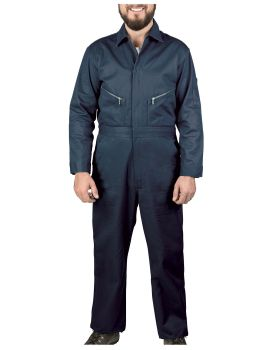 Ls Twill Coverall-Mastermade