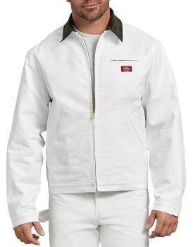 Dickies_paint Industrial Mens Fln Lnd Paint Jacket-Paint