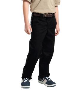 QP873 Boys Slim Straight Pant