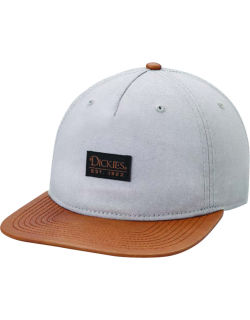 Slouch 5panel Snap Bk