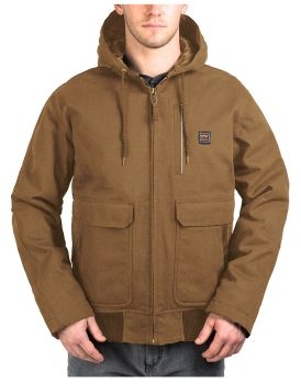 Bp Ins. Hooded Jacket-Super Duck