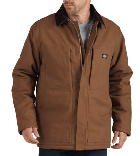 Heavyweight Sanded Duck Coat
