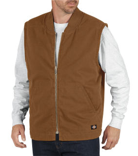 Sanded Duck Insulated Vest