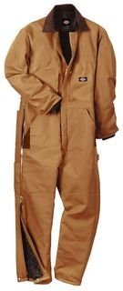 Insulated Rigid Duck Coverall